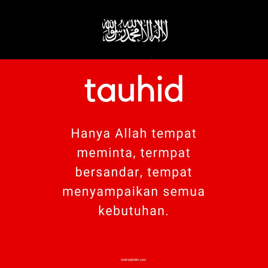 tauhid(1)