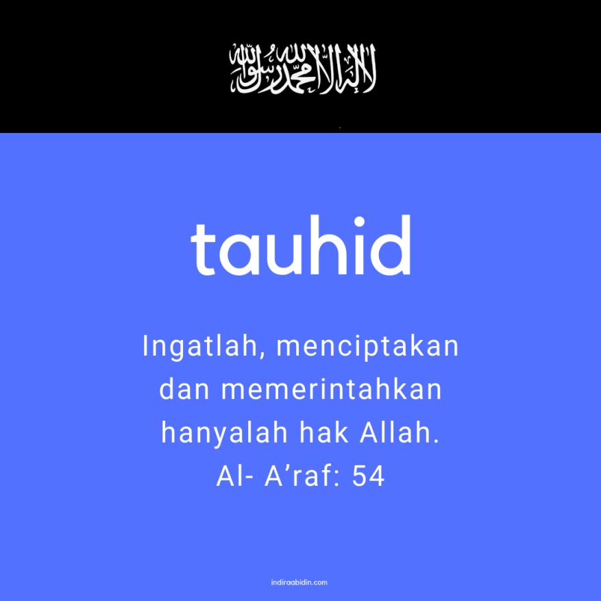 tauhid(2)