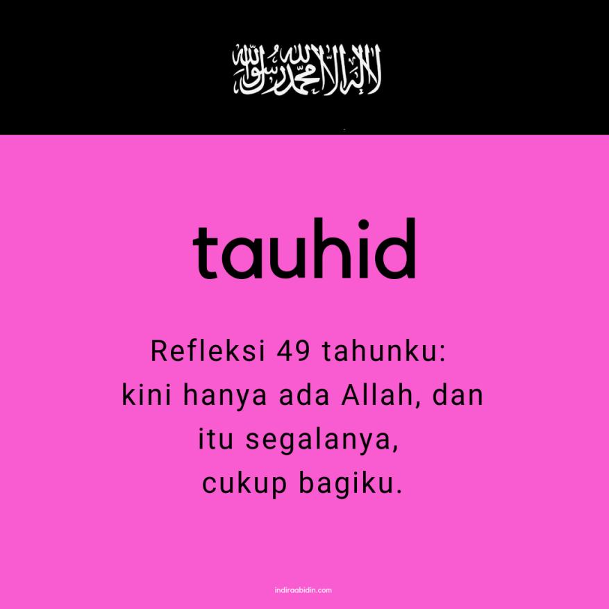 tauhid(3)